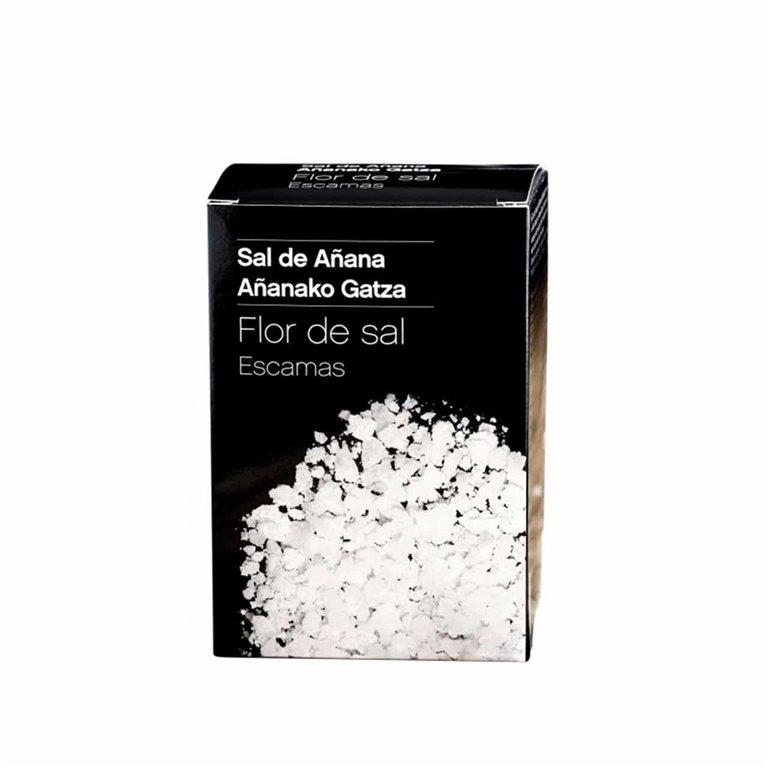 Escamas de Flor de Sal 125g Sal de Añana