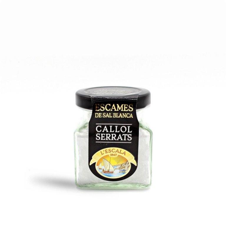 Escamas de Sal Blanca Callol Serrats 65 gr.