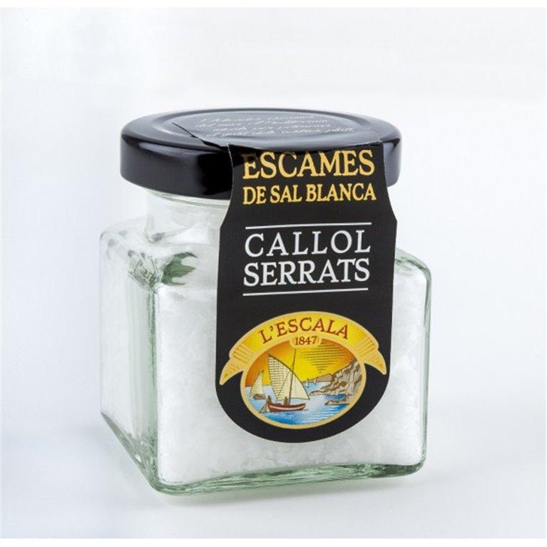 Escamas de Sal Blanca Callol Serrats 65 gr., 1 ud
