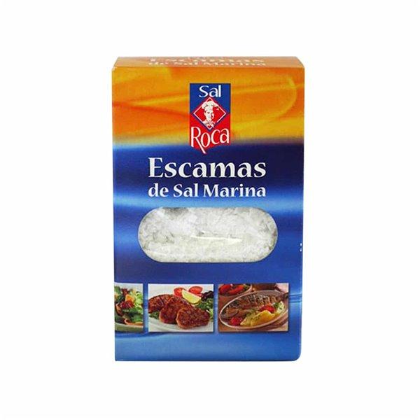 Escamas de Sal Marina 250gr Sal Roca
