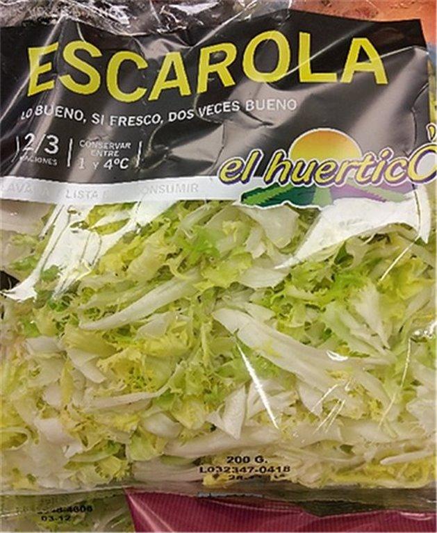 Escarola (bolsa), 1 ud