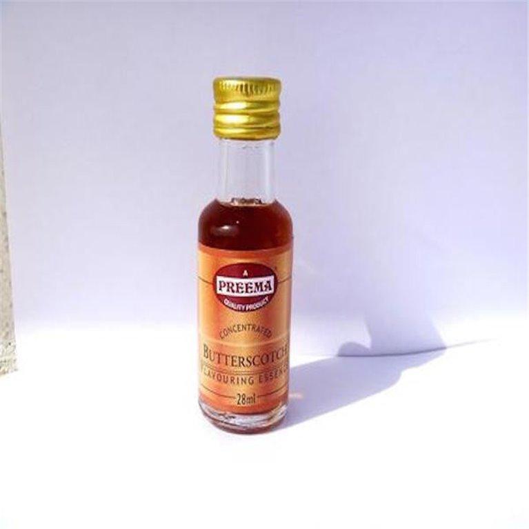 Esencia de butterscotch 28ml, 1 ud