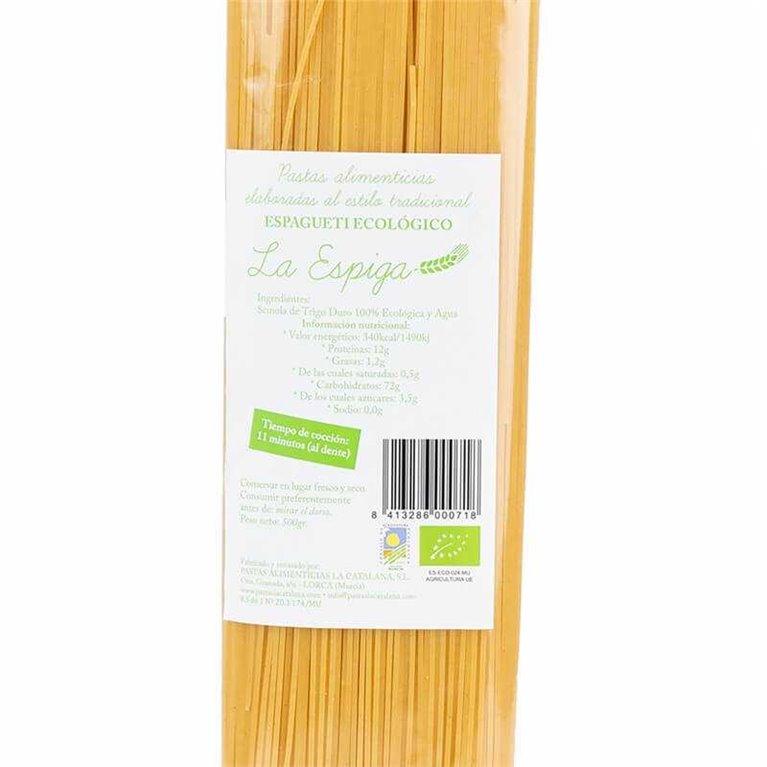 Espagueti BIO - 500 g - La Espiga