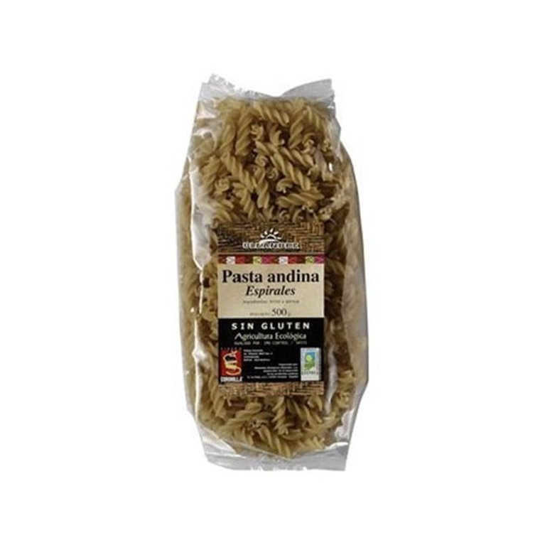 Espagueti De Arroz Y Quinoa Sin Gluten