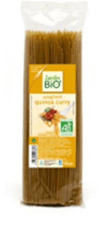 Espagueti De Trigo Y Quinoa Con Curry, 500 gr