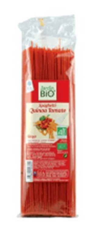 Espagueti De Trigo Y Quinoa Con Tomate, 500 gr