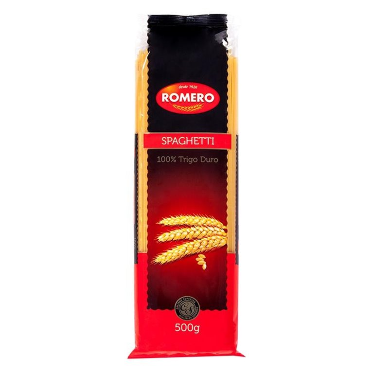 Espagueti Romero