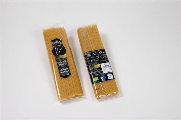 Espaguetis  500 g - Riet vell