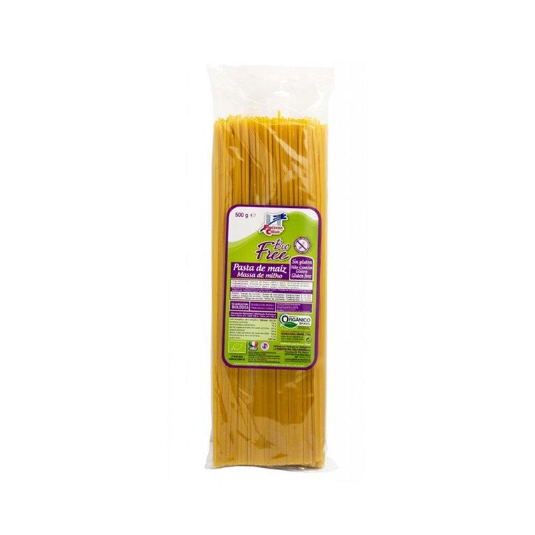 Espaguetis de maiz sin gluten bio La Finestra sul Cielo