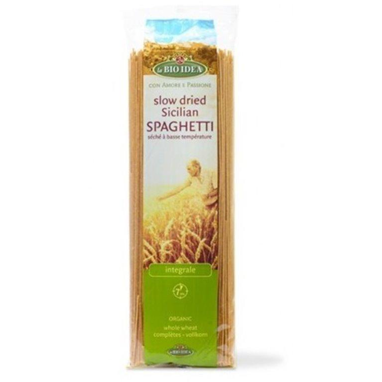 Espaguetis de trigo integral, 500 gr