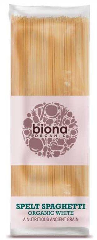Espaguetis integrales de espelta - Biona