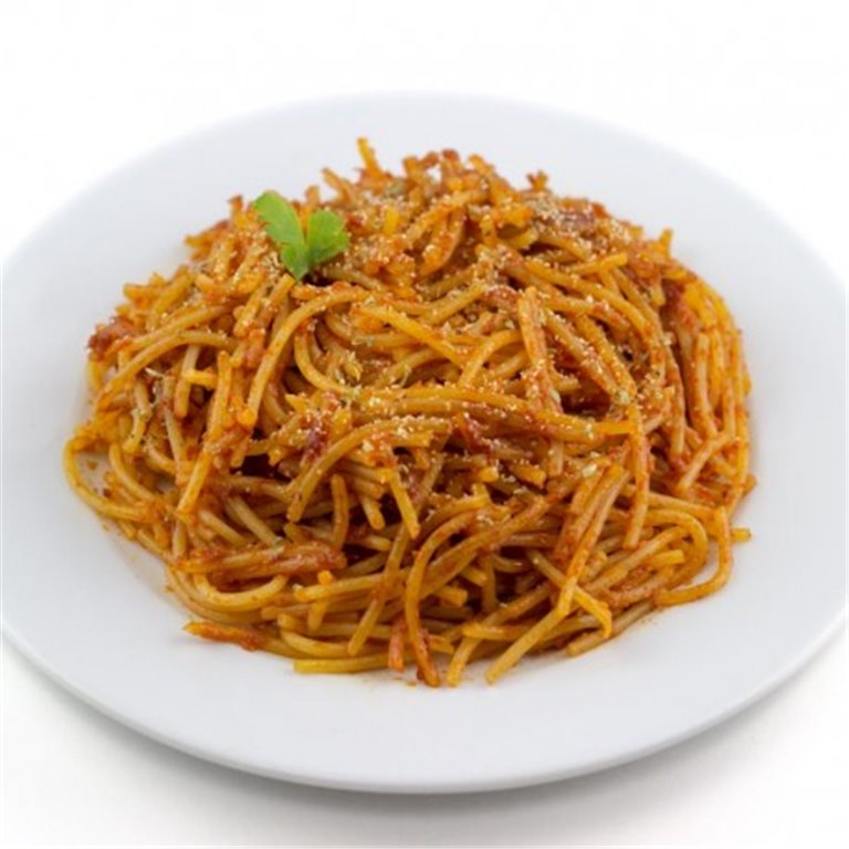 Espaguetis Sin Gluten con Tomate, 1 ud
