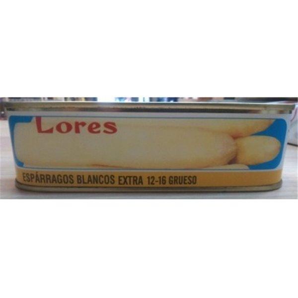 Espárragos 12-16 frutos Lores