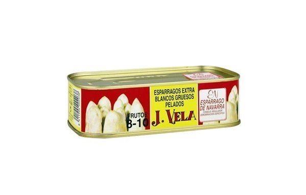 Espárragos Blancos Extra 8-10 Fr. 1/2 Kg.