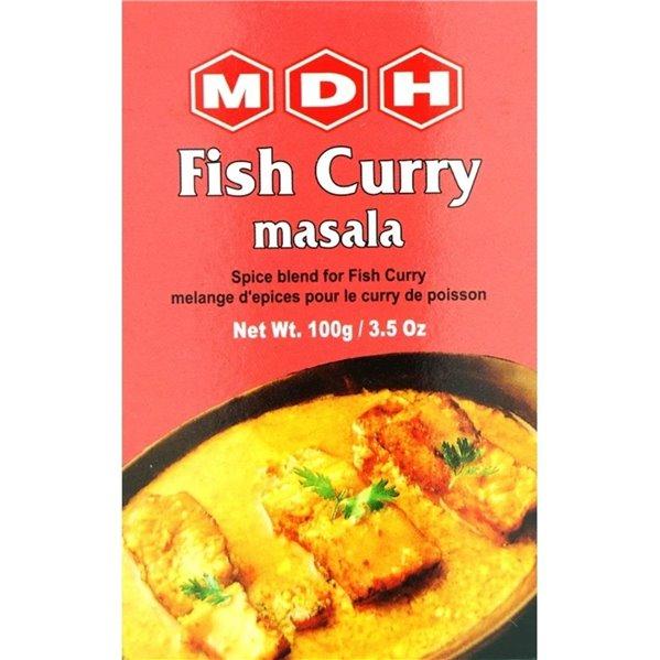 Especias para Curry de Pescado   Fish Curry Masala MDH 100g