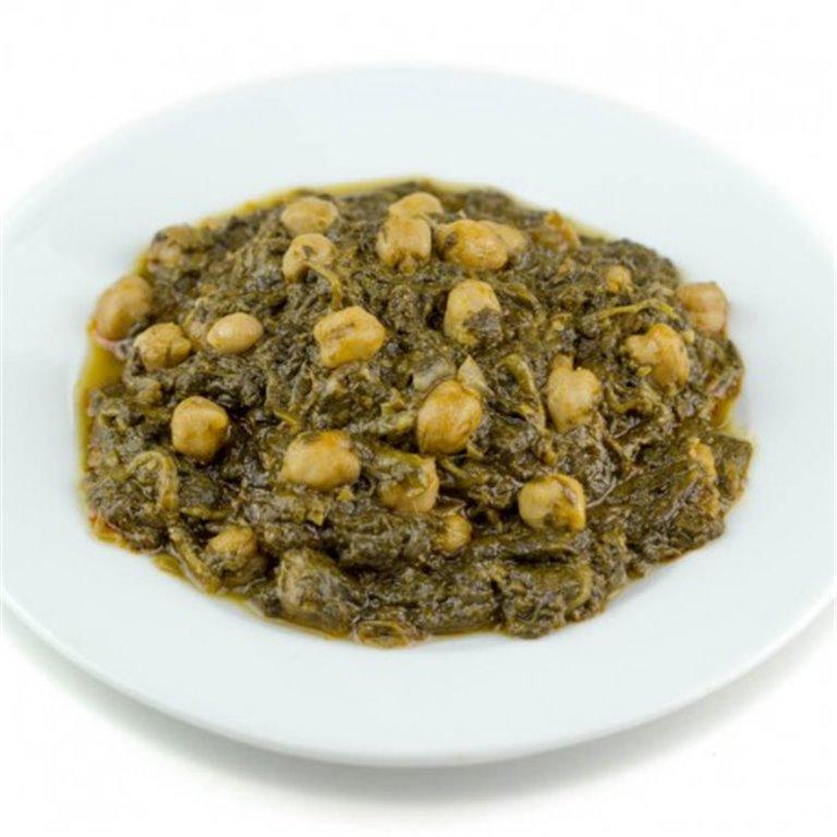 Espinacas con Garbanzos, 1 ud