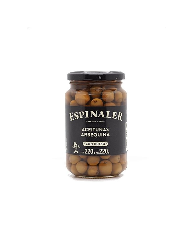 Arbequina Olives Espinaler 370grs