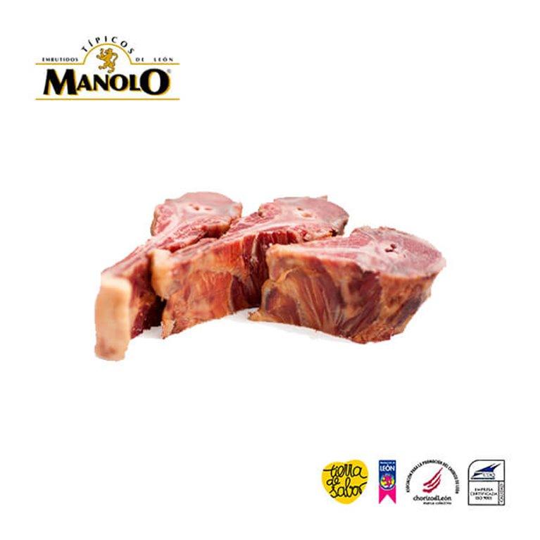 Espinazo de cerdo