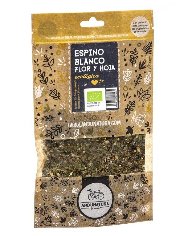 Espino Blanco Flor Bolsa Kraft 25g ECO