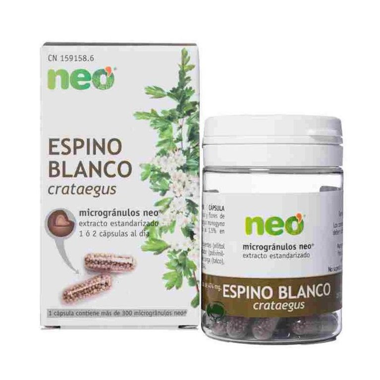Espino Blanco Neo 45 Cápsulas