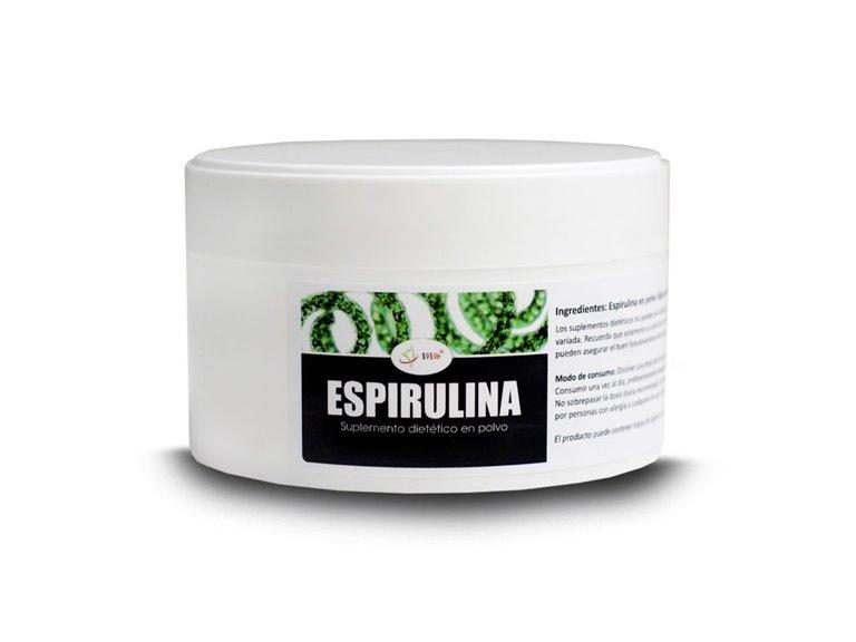 Espirulina en polvo 100g