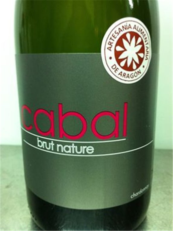 Espumoso Chardonnay Cabal, 1 ud