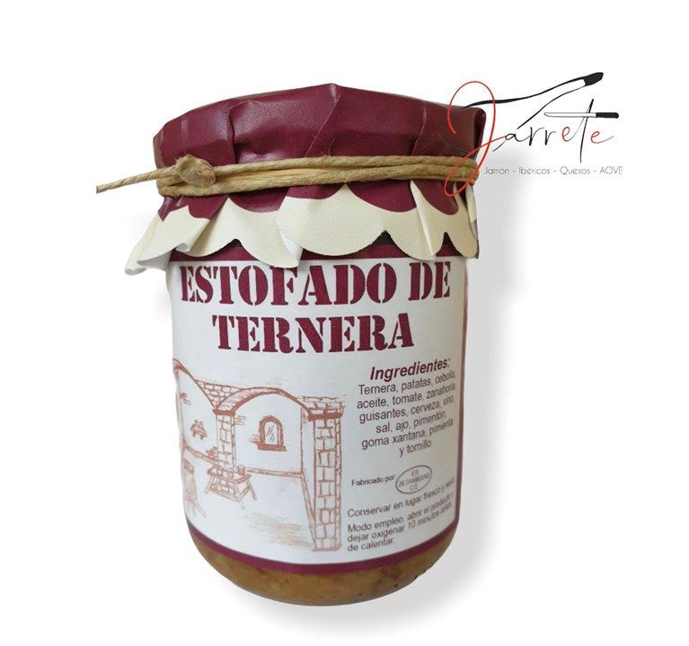 Estofado de Ternera - Tarro, 420 gr