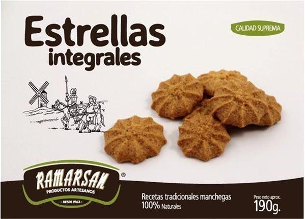 Estrellas integrales 190gr