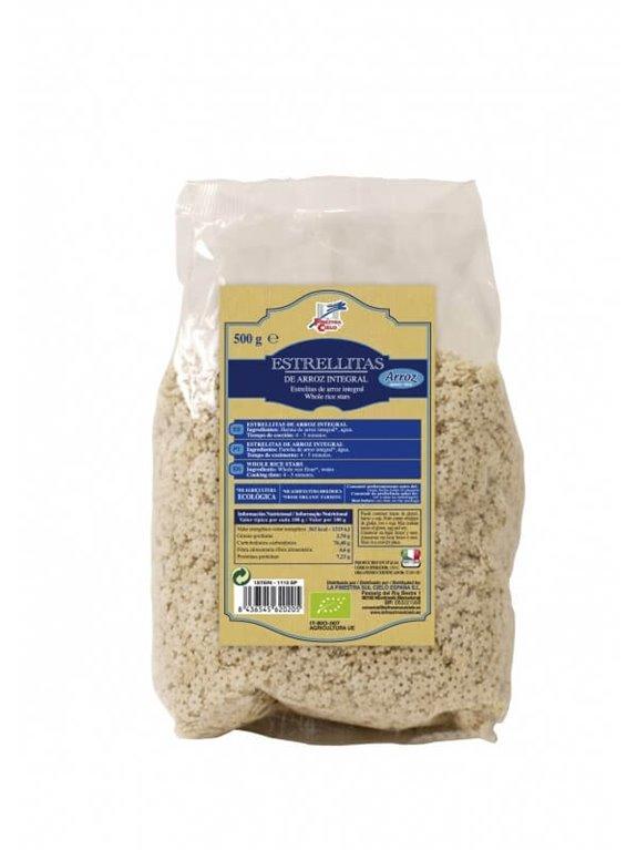 Estrellitas De Arroz Para Sopa, 500 gr