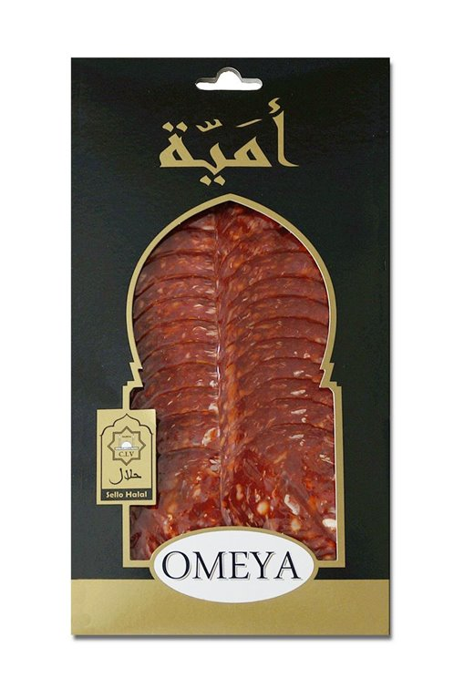 Chorizo vela  Halal Picante100gr