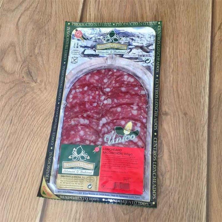Loncheado de salchichón cular 100gr, 1 ud