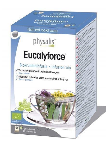 Eucaliforce infusión bio