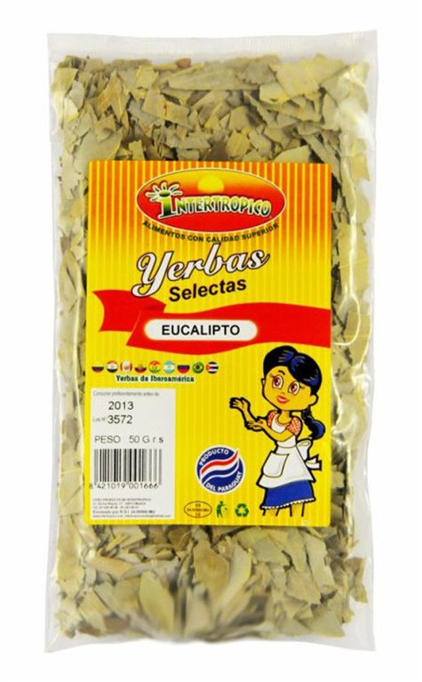 EUCALIPTO INTERTROPICO 40GR