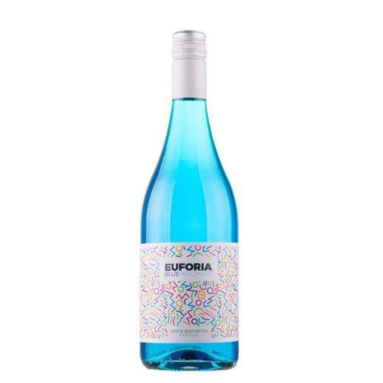 EUFORIA BLUE FRIZZANTE 0,75 L.