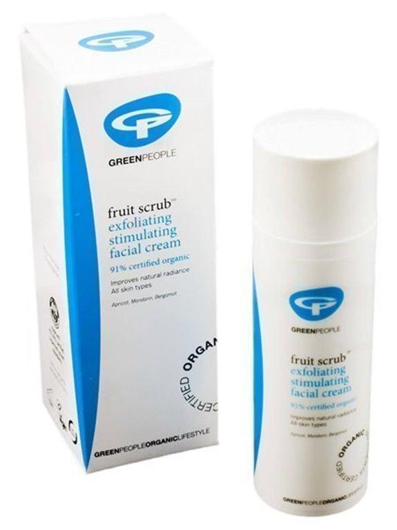 Exfoliante Facial Ecológico, 1 ud