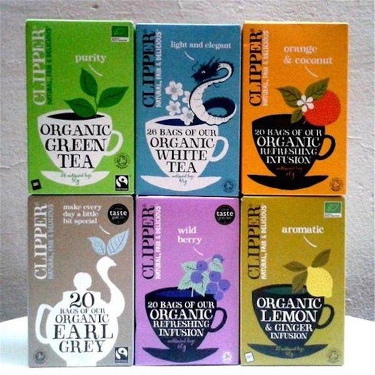 Exígete , selección especial de té e infusiones, 1 ud