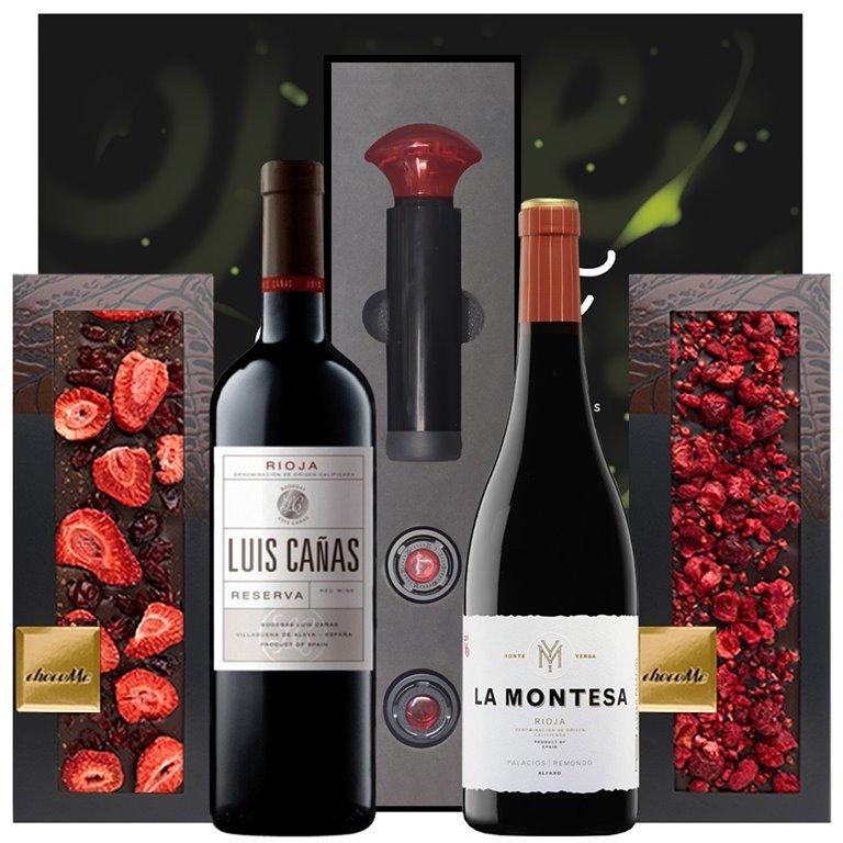 Experiencia maridaje Rioja & Chocolate