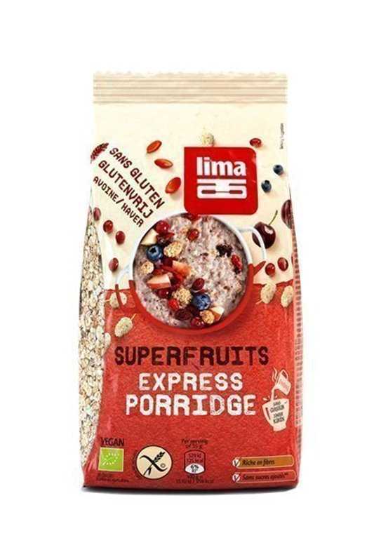 Express Porridge Superfruits, 350 gr