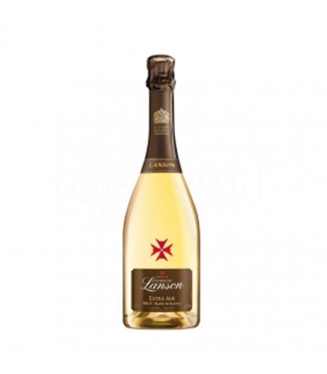 Extra Age Brut Blanc de Blancs 75cl. Champagne Lanson. 3un.