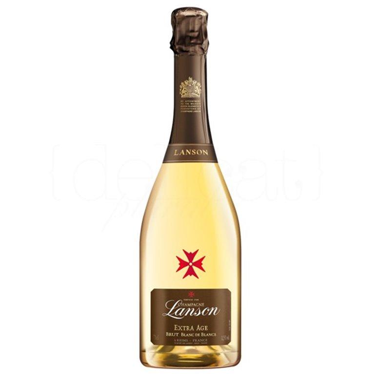 Extra Age Brut Blanc de Blancs 75cl. Champagne Lanson. 3un., 1 ud