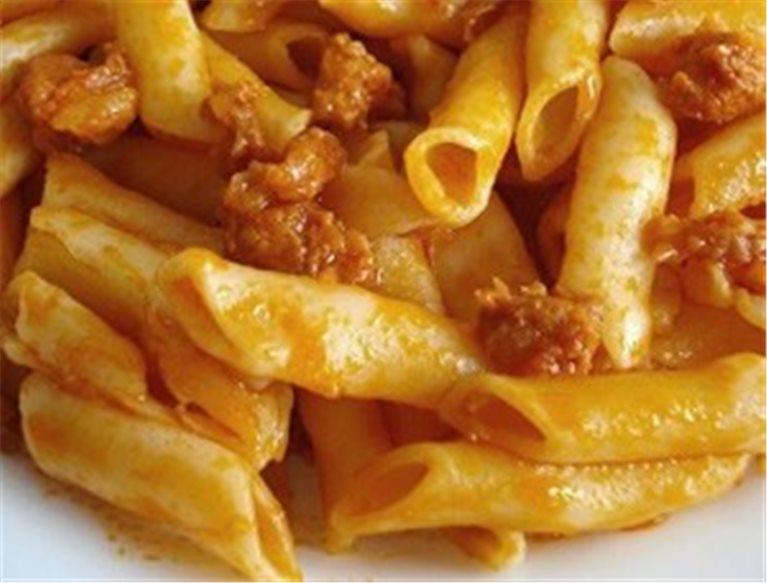 (F. Consolidación) Macarrones con Carne y Tomate, 1 ud