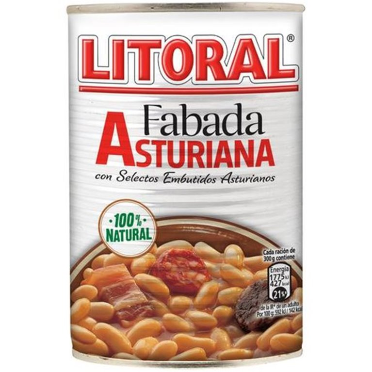 Fabada Asturiana, 1 kg