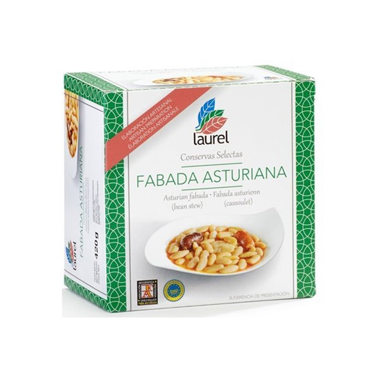 Fabada Asturiana, 490 gr