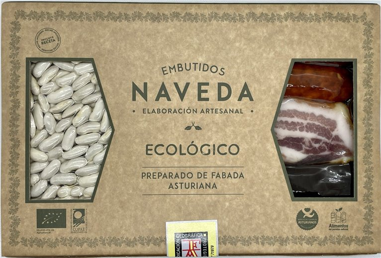 Fabada Asturiana Ecological 6 Servings