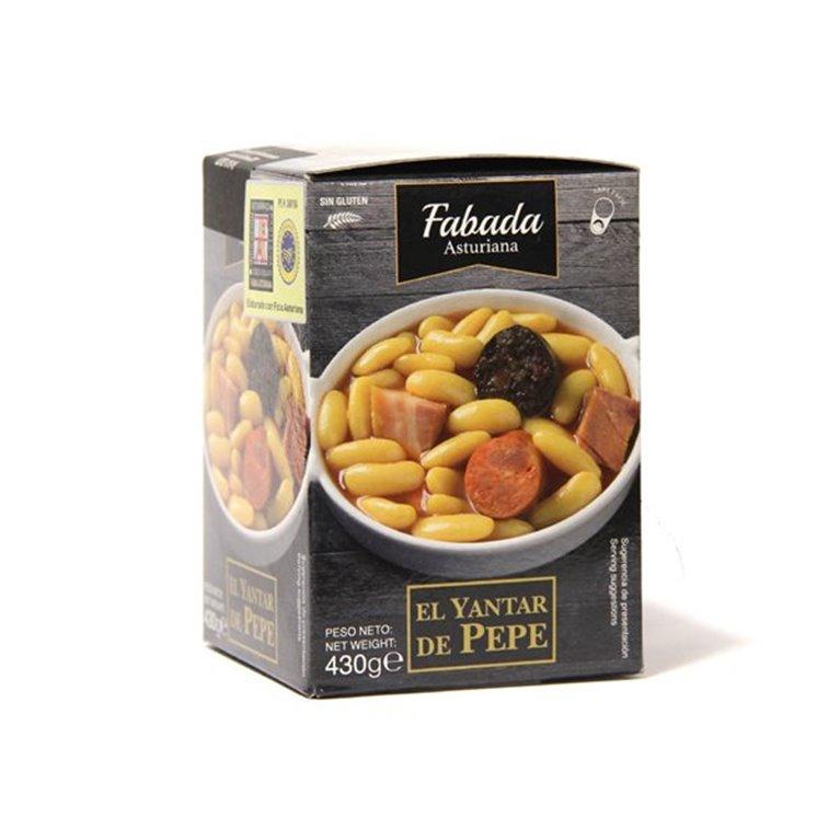 Fabada Asturiana - El Yantar de Pepe (430 gr), 1 ud