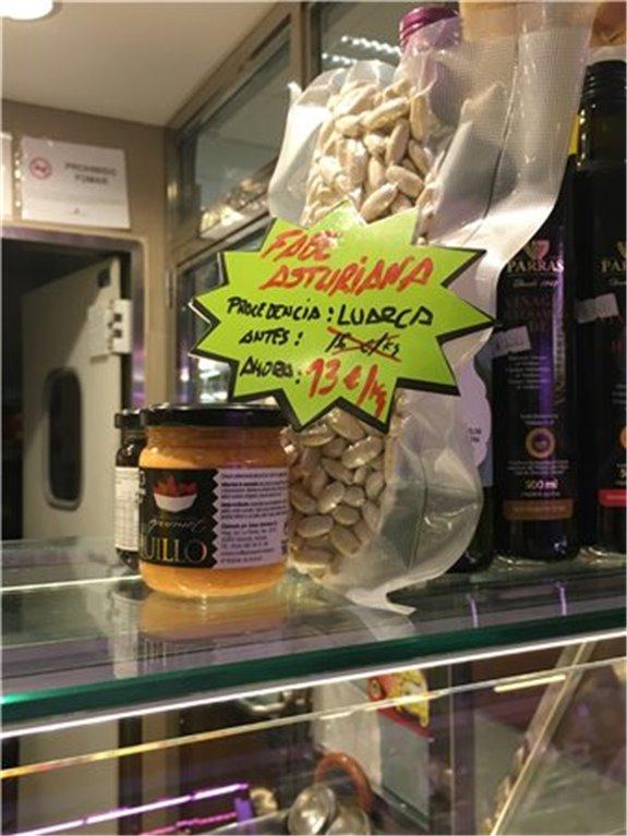 Fabe asturiana procedencia Luarca