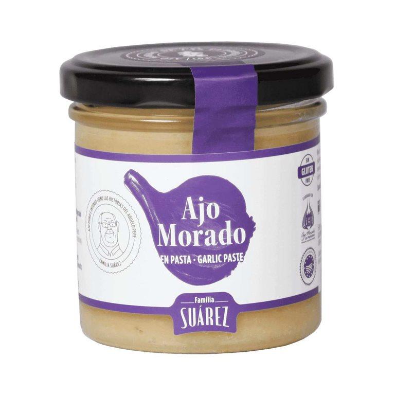 Familia Suárez Ajo Morado en Pasta 150g