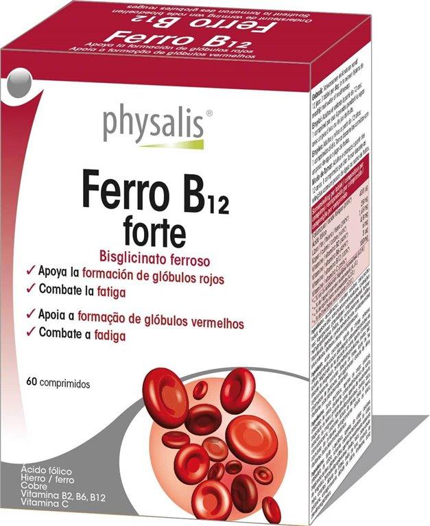 Ferro B12 Forte, 30 gr