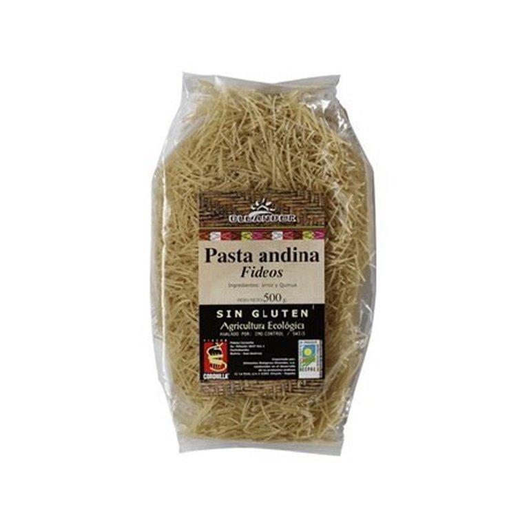 Fideos De Arroz Y Quinoa Sin Gluten