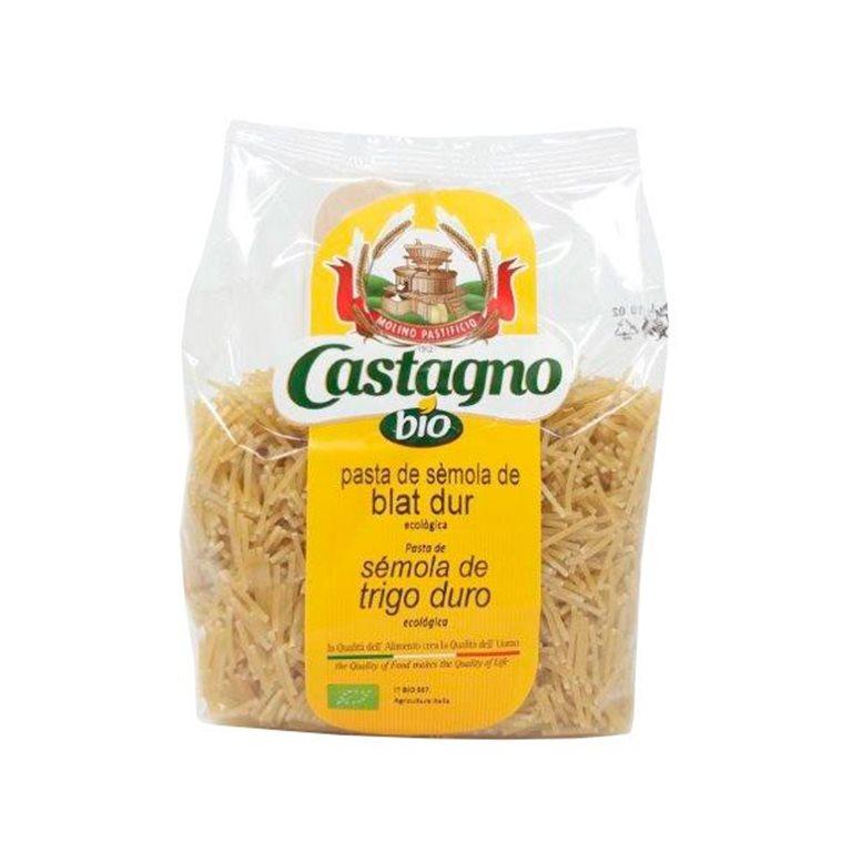 Fideos de Trigo Duro Bio 500g